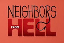 Neighbors From Hell Episode Guide Logo