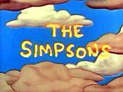 Simpsons Bible Stories Cartoon Picture
