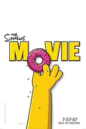 The Simpsons Movie Cartoon Picture