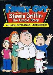 Stewie Griffin: The Untold Story Picture Into Cartoon