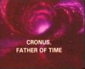 Cronus, Father Of Time