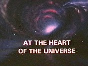 At The Heart Of The Universe Cartoon Picture