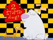 2 Stupid Dogs (Series) Picture Into Cartoon