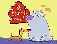 Sheep Dogs Free Cartoon Picture