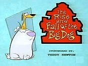 The Rise And Fall Of The Big Dog Cartoon Picture