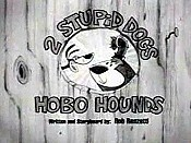 Hobo Hounds Cartoon Picture