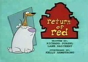 Return Of Red The Cartoon Pictures