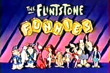 Flintstone Funnies Episode Guide Logo