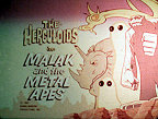 Malak And The Metal Apes Picture Into Cartoon