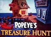 Popeye at The Center Of The Earth Cartoon Pictures