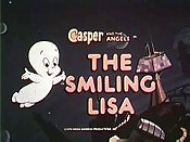 The Smiling Lisa Cartoon Picture
