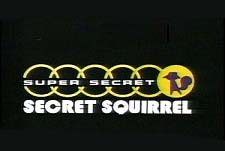Super Secret Secret Squirrel Episode Guide Logo