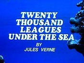 Twenty Thousand Leagues Under The Sea Cartoon Picture