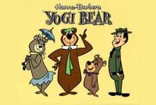 Yogi Bear and Friends  Logo