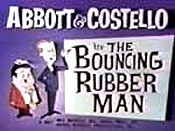 The Bouncing Rubber Man Free Cartoon Pictures