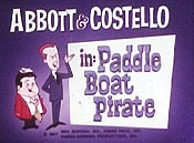 Paddle Boat Pirate Free Cartoon Pictures
