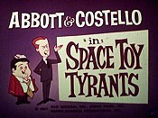 Space Toy Tyrants Cartoon Pictures