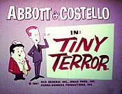 Tiny Terror Cartoon Character Picture