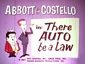 There Auto Be A Law Cartoon Character Picture