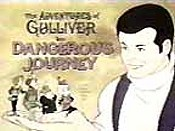 Dangerous Journey Cartoon Picture