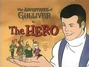 The Hero Cartoon Picture