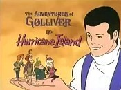 Hurricane Island Cartoon Picture