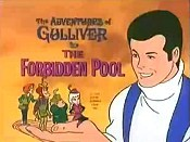 The Forbidden Pool Cartoon Character Picture
