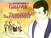 The Runaway Cartoon Character Picture