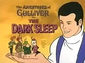 The Dark Sleep Cartoon Picture