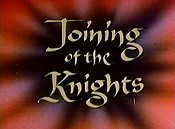 Joining Of The Knights Cartoon Picture