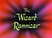 The Wizard Ramnizar Cartoon Picture