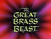The Great Brass Beast The Cartoon Pictures