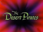 The Desert Pirates Free Cartoon Pictures