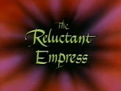 The Reluctant Empress Cartoon Picture