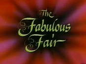 The Fabulous Fair Cartoon Picture