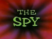 The Spy Cartoon Picture