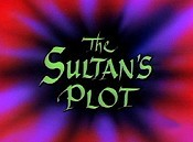The Sultan's Plot Cartoon Picture