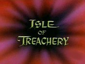 Isle Of Treachery Cartoon Picture