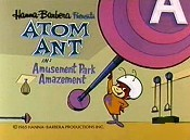 Amusement Park Amazement Cartoon Picture