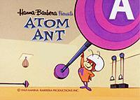 The Atom Ant Show Cartoon Picture