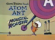 Mouser-Rouser Cartoon Picture