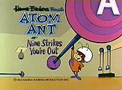 Nine Strikes You're Out Cartoon Pictures
