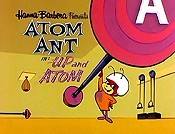 Up And Atom Cartoon Picture