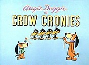 Crow Cronies Free Cartoon Picture