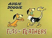 Fuss N' Feathers Cartoon Character Picture