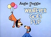 Whatever Goes Pup Free Cartoon Picture