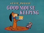 Good Mouse Keeping Free Cartoon Picture