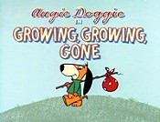 Growing, Growing, Gone Free Cartoon Picture