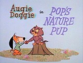 Pop's Nature Pup Cartoon Character Picture