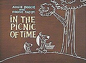 In The Picnic Of Time Picture To Cartoon